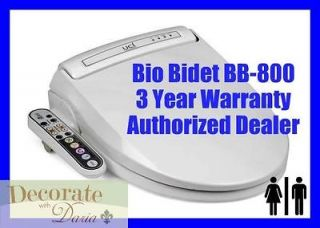 bidet toilet seats in Bidets & Toilet Attachments