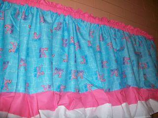 bathroom , pink panther cat kitchen window treatment curtain valance