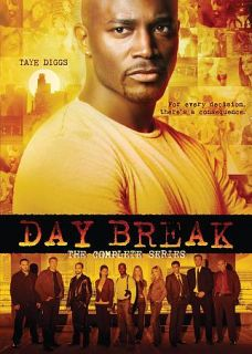 Day Break   The Complete Series DVD, 2009, 2 Disc Set