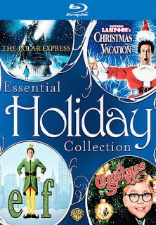 Essential Holiday Collection The Polar Express National Lampoons