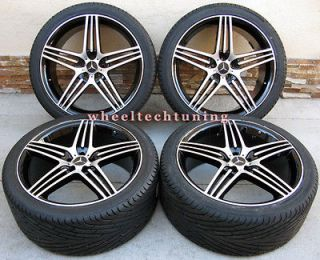 BENZ WHEEL AND TIRE PACKAGE   RIMS FIT MBZ GL350, GL450 AND GL550