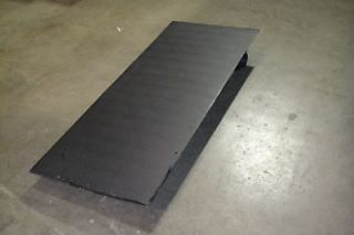New 32 Gallon RV Holding Tank With End Drain Blackwater
