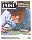 1963 November 9 POST Magazine Bob Hope Golf   Chicago Mob   Africa