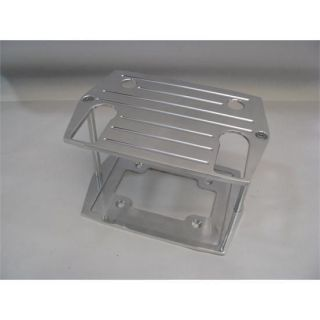 BALL MILLED OPTIMA BATTERY TRAY GROUP 75/25 CHEVY FORD MOPAR HOT ROD