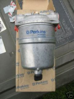 Perkins power part fuel filter water trap NEW