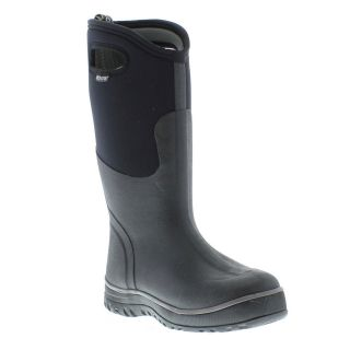 Bogs Wellies Neoprene Classic Ultra High Mens Black Welly Boot Sizes