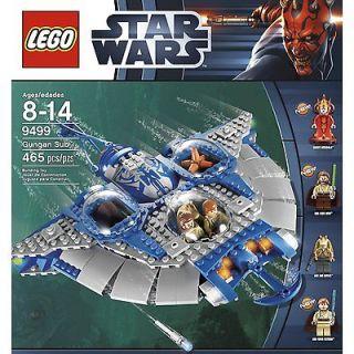 LEGO STAR WARS 7161 GUNGAN BONGO SUB EB