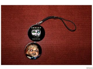 BRIDE OF CHUCKY killer doll 2 pairs of charm EARRINGS
