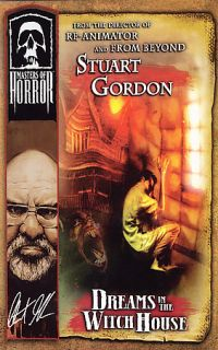 Masters of Horror   Stuart Gordon Dreams in the Witch House DVD, 2006