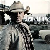Night Train by Jason Aldean CD, Oct 2012, Broken Bow