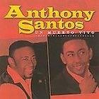 Vivo by Antony Santos CD, Dec 2009, Sony Music Distribution USA