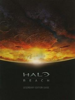 Halo Reach by Brady Games Staff 2010, Paperback, Limited