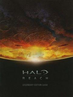 Halo Reach by Brady Games Staff 2010, Paperback, Limited