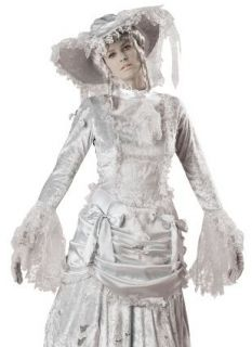 NEW Corpse Bride Ghost Woman Adult Halloween Costume