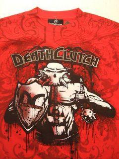BROCK LESNAR UFC 116 Red Walkout T shirt Death Clutch