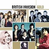 Gold British Invasion CD, Aug 2006, 2 Discs, Hip O