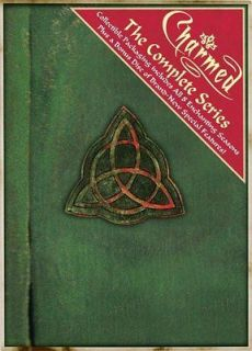 Charmed The Complete Series (Book Of Shadows Packaging) LIMITED