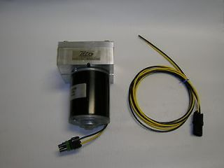 New 12 volt remote electric engine water coolant pump
