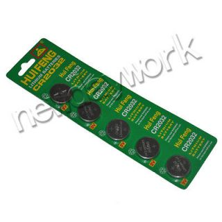 20 Lithium CR2032 CR 2032 Cell Button Coin 3V Battery