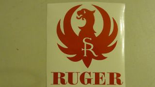 sturm ruger vinyl sticker decal pistol gun grips ammo shotgun rifle
