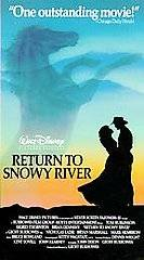 Return to Snowy River VHS, 1997