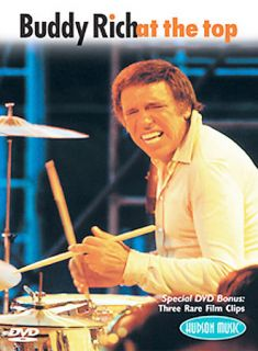 Buddy Rich   At The Top DVD, 2002