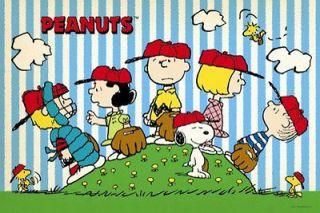 Apollo sha Jigsaw Puzzle 10 844 Peanuts Snoopy Baseball (1000 Pieces)