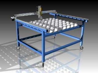 CNC PLASMA TABLE PLANS TO BUILD YOUR OWN 4X4 CNC PLASMA CUTTING TABLE