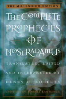 Complete Prophecies of Nostradamus by Henry C. Roberts 1994, Paperback
