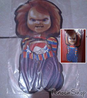 CHUCKY DOLL STANDEE POSTER 2 VERSION CHILDS PLAY 2 MEGA RARE VINTAGE