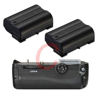 Multi power Battery Grip for Nikon D7000 +2x EN EL15 as MB D11 Camera