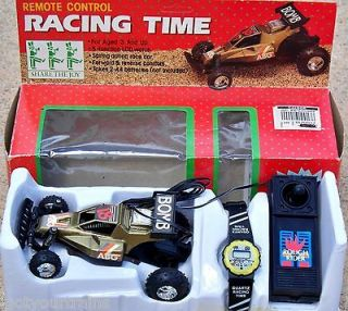 Gold Bomb Remote Control Dune Buggy RC Dirt Track Race Car 5 NHRA