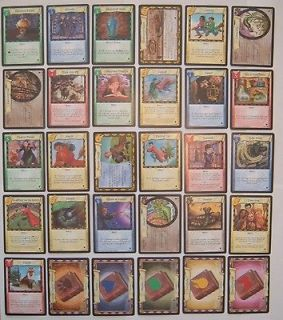 HARRY POTTER QUIDDITCH CUP TRADING CARD GAME / TCG # 51 80