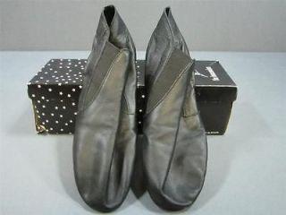 Capezio Mens Or Womens Jazz Dance Shoes Black 10.5 Med  Split Sole