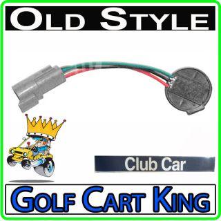 Car IQ Speed Sensor  DS and Precedent GE Electric Golf Cart Motor