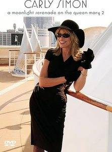 Carly Simon   Moonlight Serenade on the Queen Mary 2 DVD, 2005