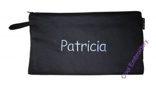 Personalised Large1 Drill pencil case 31cm by 17cm pouch bag COLOUR