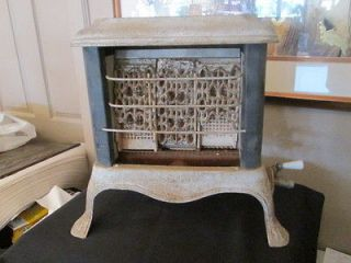 ANtique Gas Heater   Cast Iron