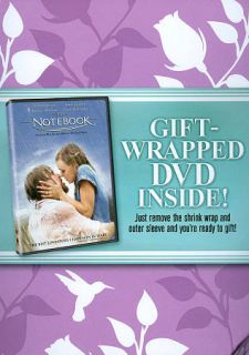 The Notebook DVD, 2011, Mothers Day Gift Wrapped