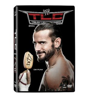 WWE TLC   Tables, Ladders and Chairs 2011 DVD, 2012