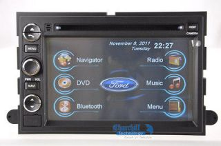 08 Ford F 350 In dash GPS Navigation DVD Radio Stereo 450 550 CD Deck