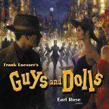 FRANK LOESSERS GUYS AND DOLLS * VERY GOOD CD*