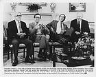 Chevy Chase Gerald Ford 1987 HUMOR AND THE PRESIDENCY Original Press
