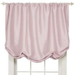 New Simply Shabby Chic Balloon Shade 60W x 63L Faux Silk Pink