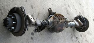 01 06 Chevy Suburban Avalanche Yukon 2500 Rear End Differential 14Bolt