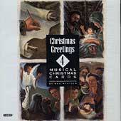 Christmas Greetings Four Musical Christmas Cards CD, Sparrow Records