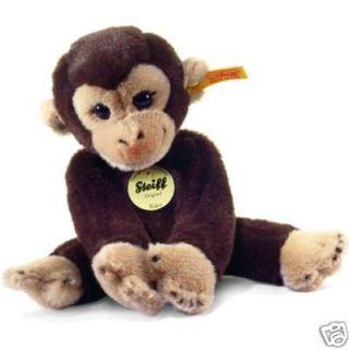 Steiff Koko Chimpanzee Monkey soft toy EAN 280122
