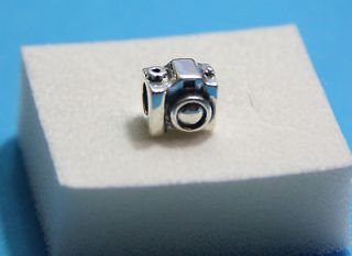Authentic Pandora Sterling Silver Camera Bead/Charm   #790961 *NEW*