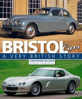 Very British Story by Christopher Balfour 2010, Hardcover