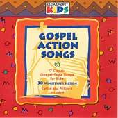 Gospel Action Songs by Cedarmont Kids CD, Sep 2000, Benson Records